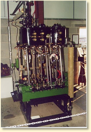 W Sisson - Marine Engine